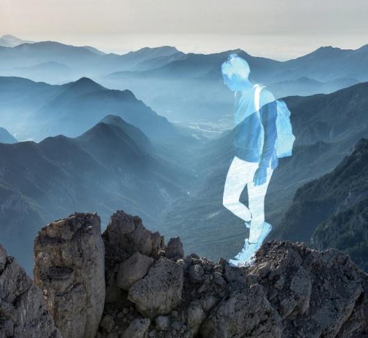 40-dagenretraite 2019: Jezus ging de berg op