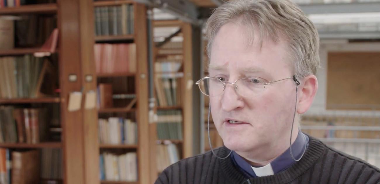 Marc Lindeijer sj onderzoekt of heiligen wel heilig waren