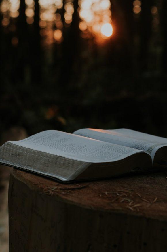 Bidden met de Schrift