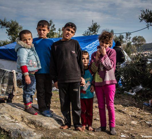 """Corona op Lesbos: """"Ik houd mijn hart vast"""""""