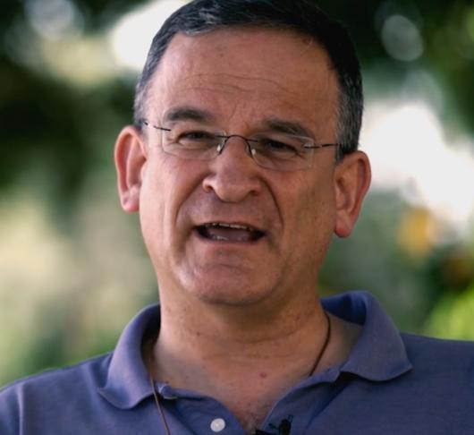 David Neuhaus, joodse jezuïet in Jeruzalem: 'Dat het constant explodeert kan geen verrassing zijn'