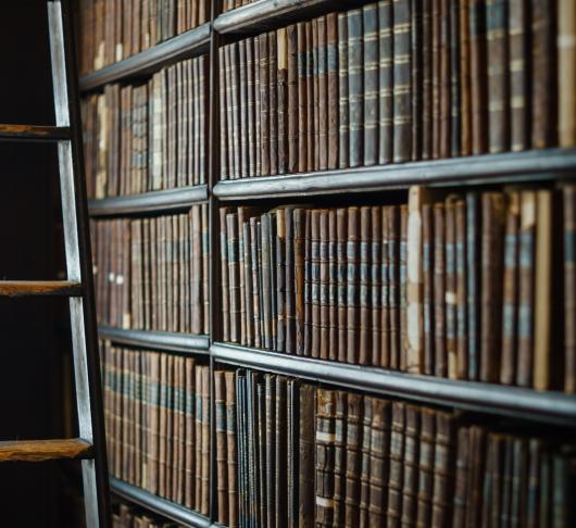 De grote jezuïetenbibliotheek van Vlaanderen en Nederland