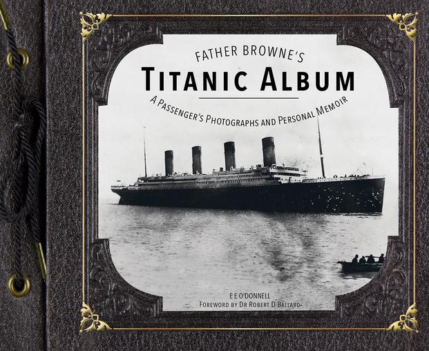 De jezuïet die beroemde foto's maakte op de Titanic — en elders 1