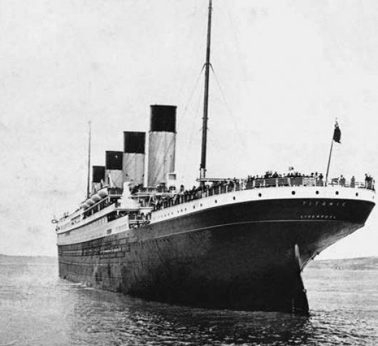 De jezuïet die beroemde foto's maakte op de Titanic — en elders 4