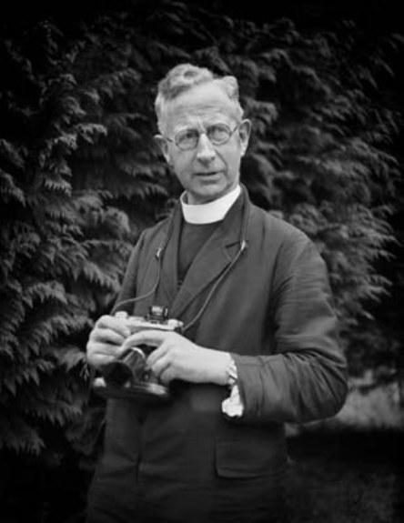 De jezuïet die beroemde foto's maakte op de Titanic — en elders 5