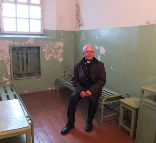 De jezuïet die in de KGB-gevangenis zijnvrienden niet verried