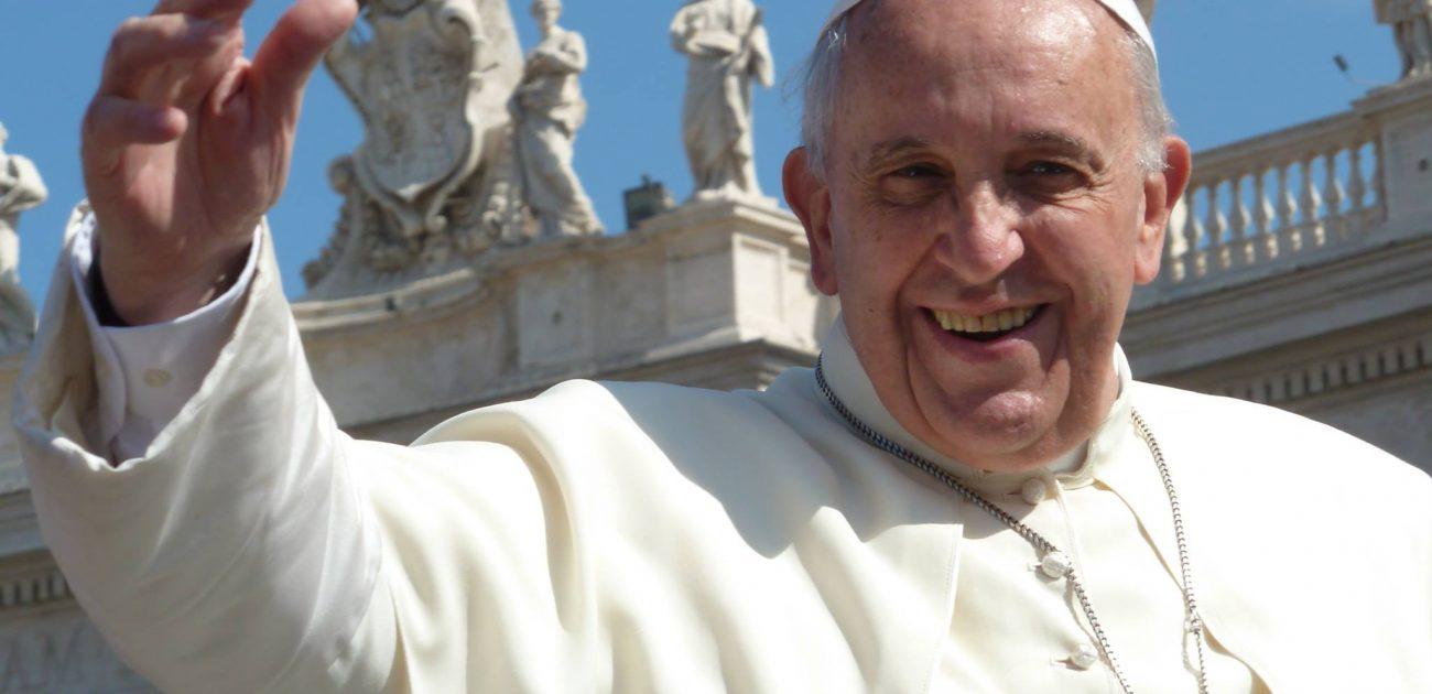 De paus en het ignatiaanse jubeljaar: bekeren doe je je leven lang