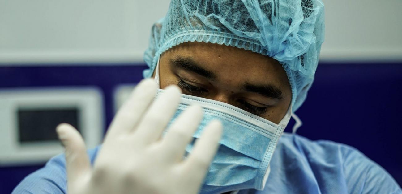 Een jezuïet als plastisch chirurg?