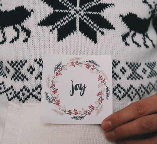 Een onverwachtse kerstboodschap