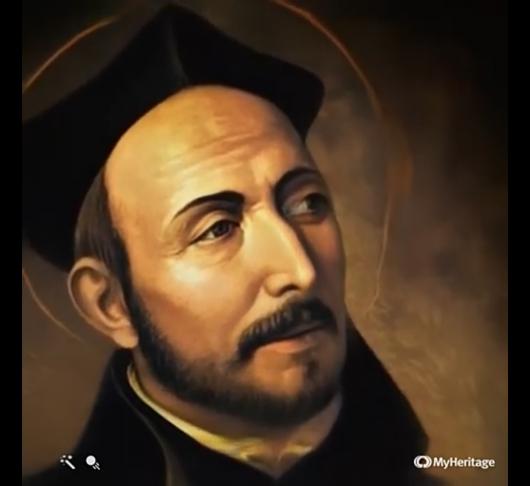 Er zijn bewegende videobeelden van Ignatius opgedoken
