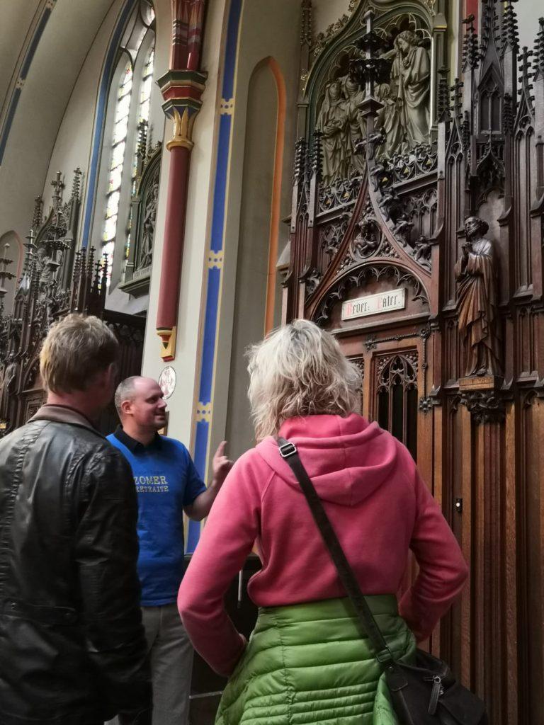 Evangelie verkondigen met gratig rondleidingen in kerken 7