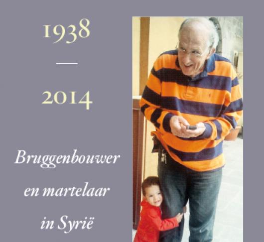 Frans van der Lugt sj, 1938 - 2014