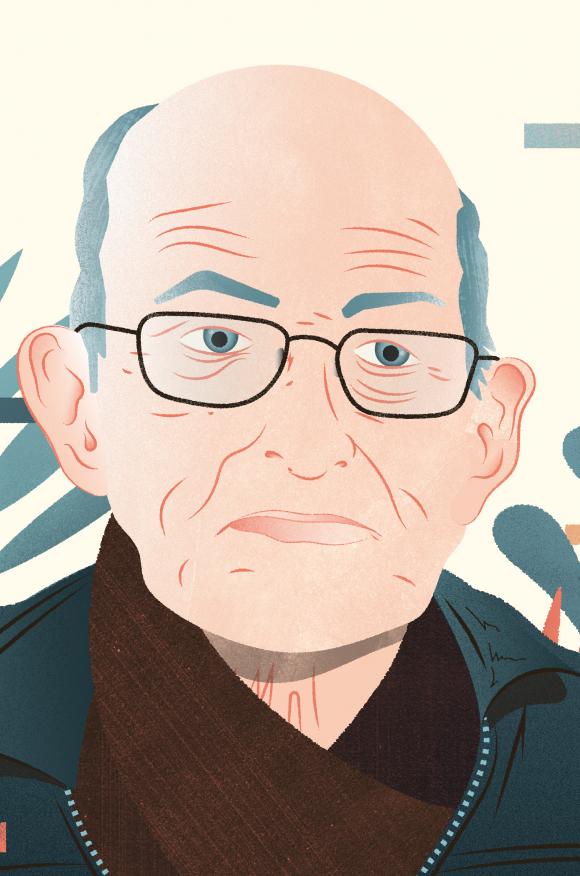 Frans van der Lugt SJ, 5 Jahre nach seinem Tod