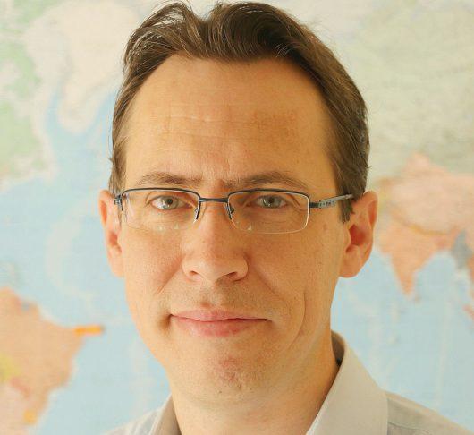 Frédéric Fornos sj
