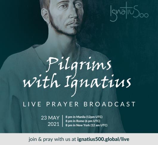 Ignatiusjaar start wereldwijd met een gebed (23 mei, 20.00 uur) 1