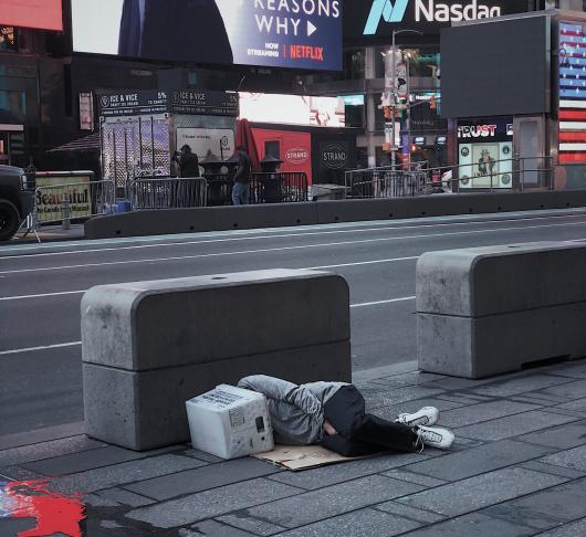 Ik woonde op straat, tot ik Geestelijke Oefeningen ontdekte