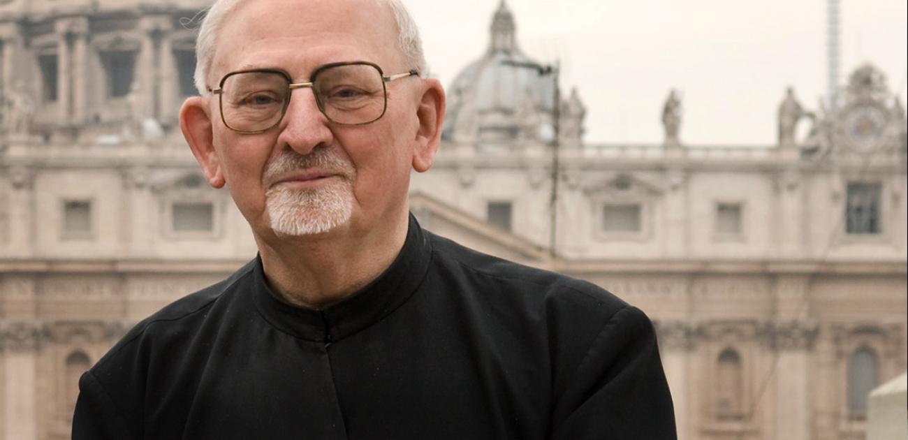 In memoriam Peter-Hans Kolvenbach (1928-2016)