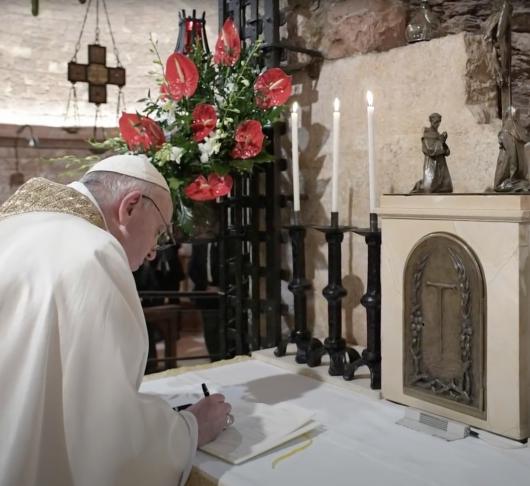 """Is """"Fratelli tutti"""" typisch jezuïtisch?"""