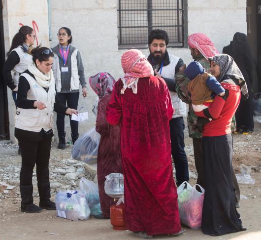Jezuïeten in Syrië, vijf jaar later 1