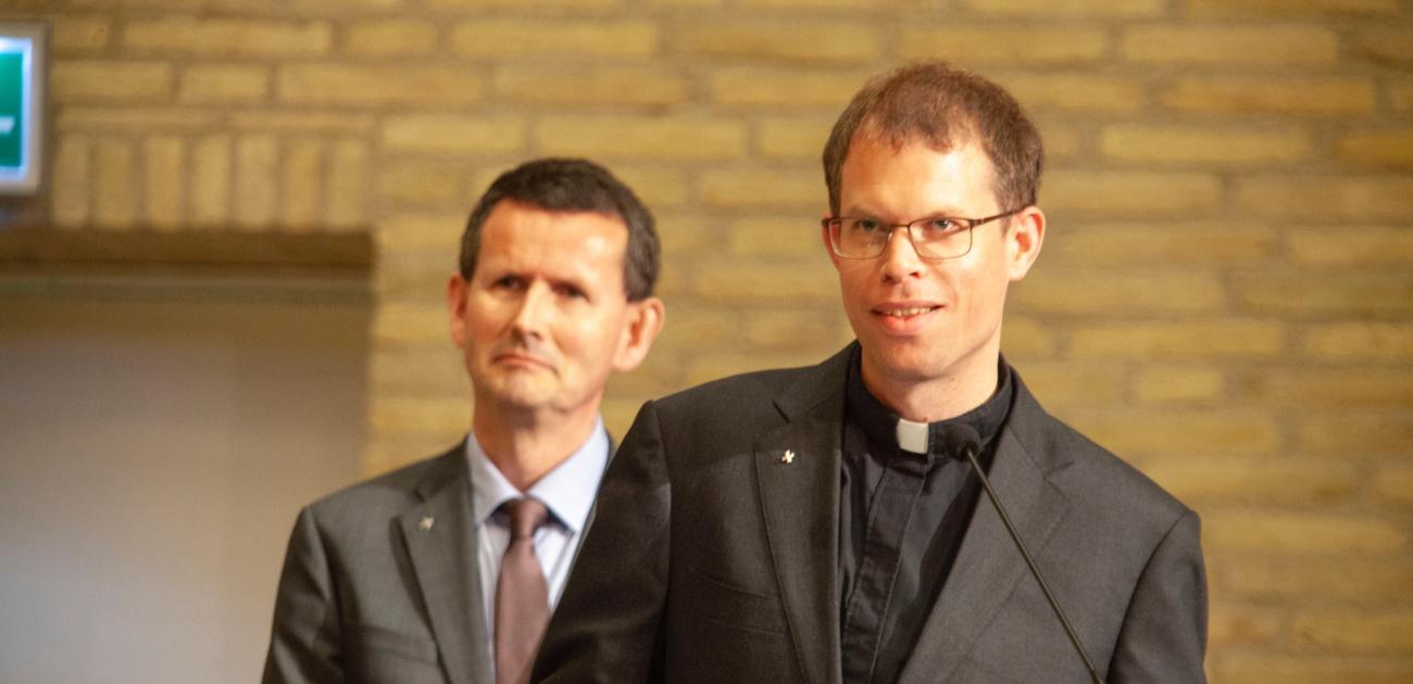 Jos Moons SJ promoveert cum laude op de Geest in slotdocument van Vaticanum II 2