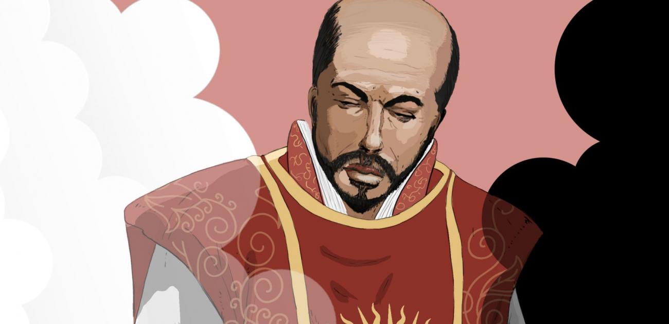 Mystiek in het spoor van Ignatius van Loyola