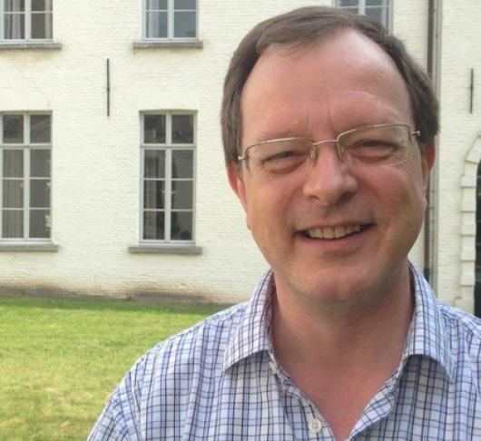 Rob Faesen sj, nieuwe titularis Franciscus-Xaverius-leerstoel