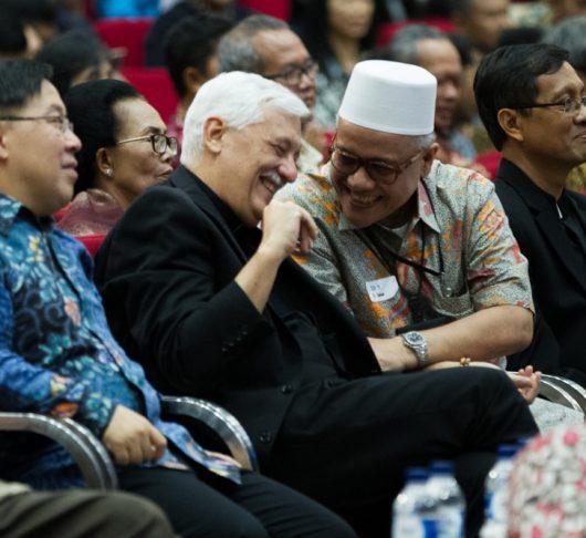 Algemene Overste jezuïeten in Azië