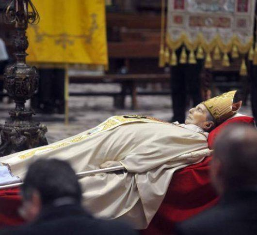Het geestelijk testament van Kardinaal Martini