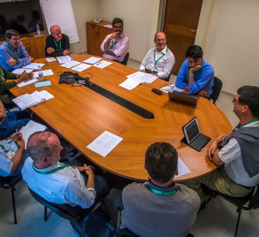 36ste Algemene Congregatie: werkgroepen en logistiek