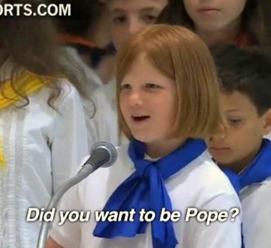 Franciscus legt uit wat de kern is van het jezuïetenleven en waarom hij geen paus wilde worden
