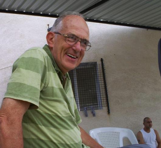 Pater Frans van der Lugt sj