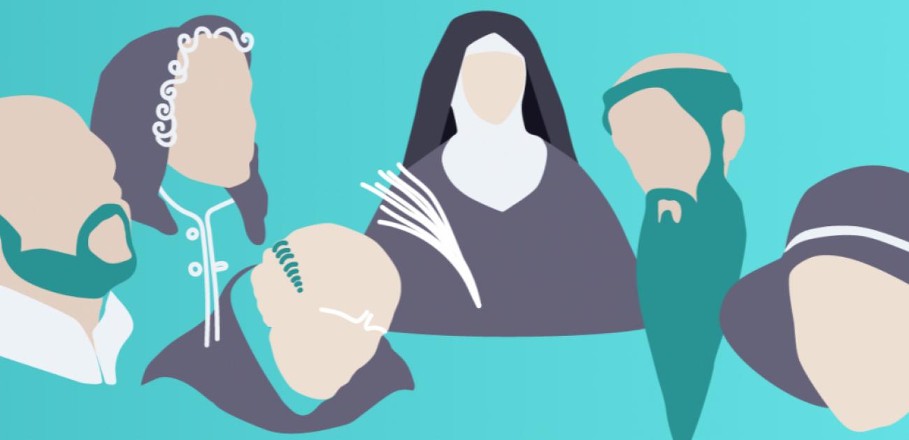 Online cursus over spirituele meesters met Ignatius