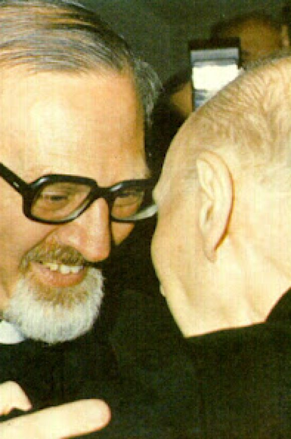 P. Pedro Arrupe, profeet van het aggiornamento door het Concilie