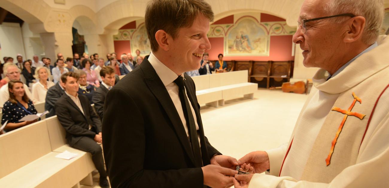 Pascal Calu: Christus navolgen in Sociëteit van Jezus