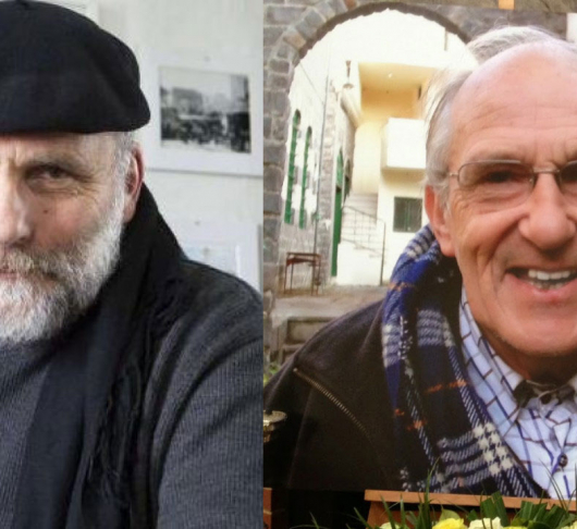Pater Frans, pater Paolo, en het Syrië van vroeger