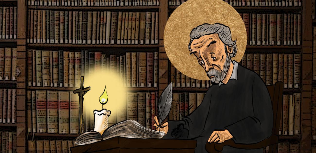 Petrus Canisius werd 500 jaar geleden geboren 6