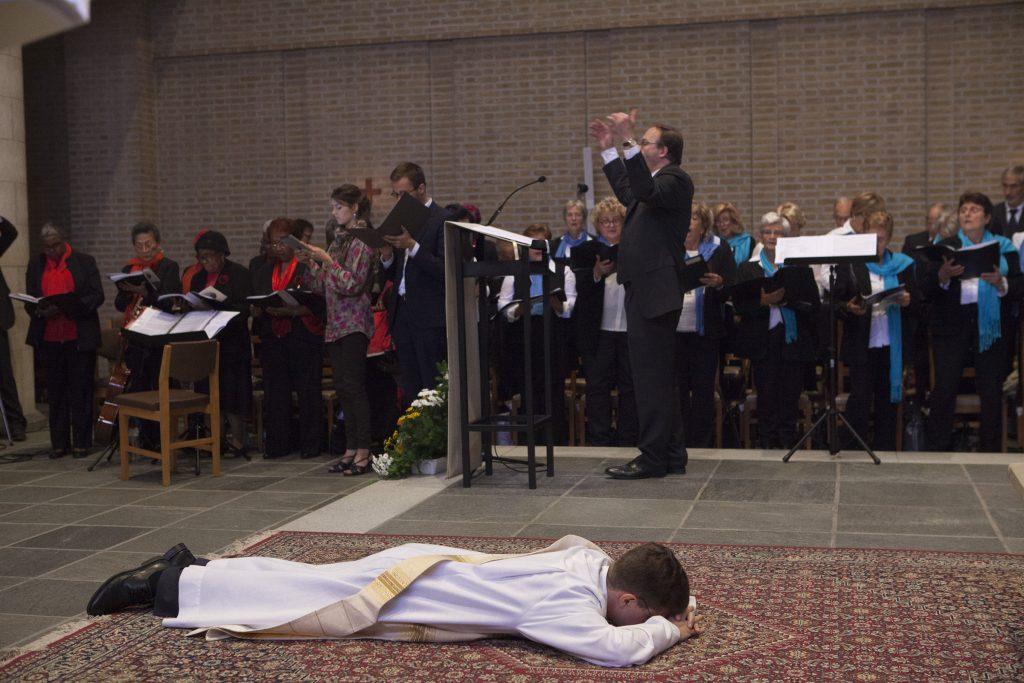 Priesterwijding Wouter Blesgraaf sj 5