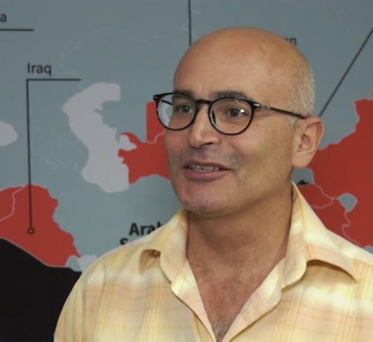 Syrische moslim in voetsporen 'pater Frans' 'Ik laat wat hij me leerde, vrucht dragen'
