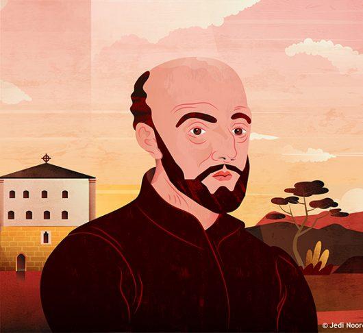 Tien verwerkingsvragen voor de animatiefilm over Ignatius