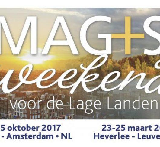 MAGIS-weekends voor de Lage Landen