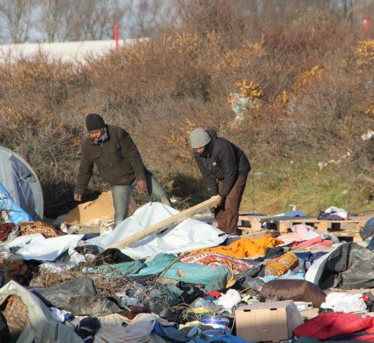 Verdraagzaamheid en gemeenschap in de 'Jungle van Calais'