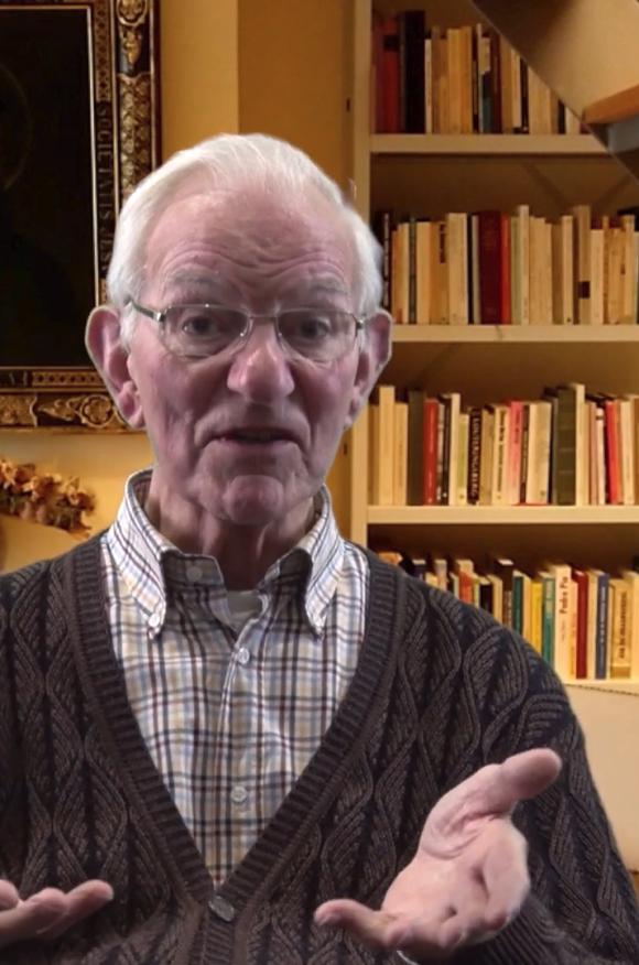 Videoreeks met Gregory Brenninkmeijer sj over ignatiaanse spiritualiteit