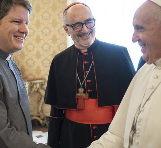 Vlaamse jezuïet Pascal Calu coördineert vanuit Rome het Ignatiusjaar 2