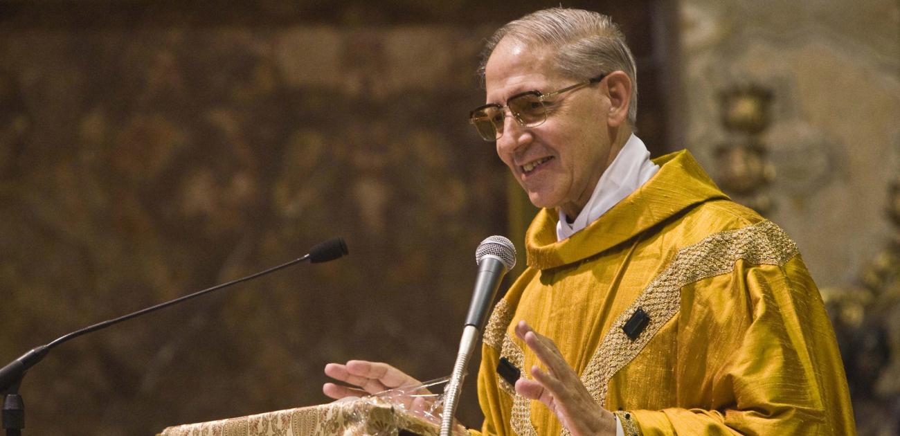 Voormalig Algemeen Overste Adolfo Nicolás sj overleden