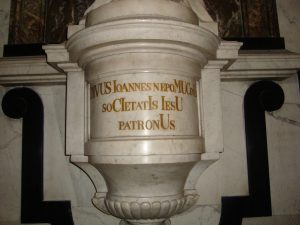 Wat heeft Johannes Nepomuk met de jezuïeten te maken? 1