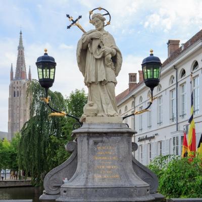 Wat heeft Johannes Nepomuk met de jezuïeten te maken? 3