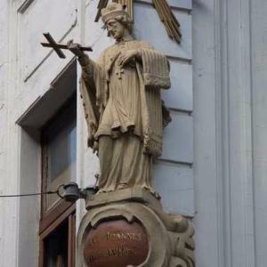 Wat heeft Johannes Nepomuk met de jezuïeten te maken? 4