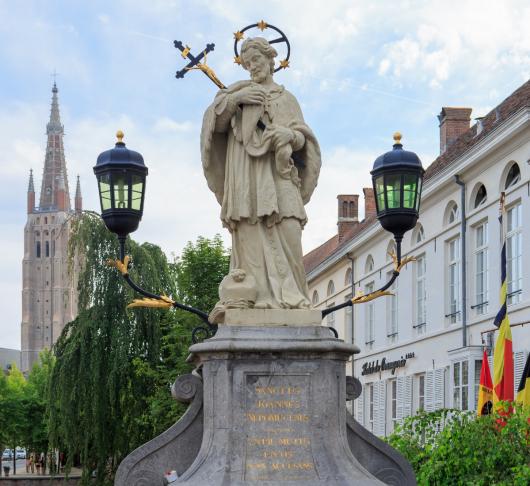 Wat heeft Johannes Nepomuk met de jezuïeten te maken? 5